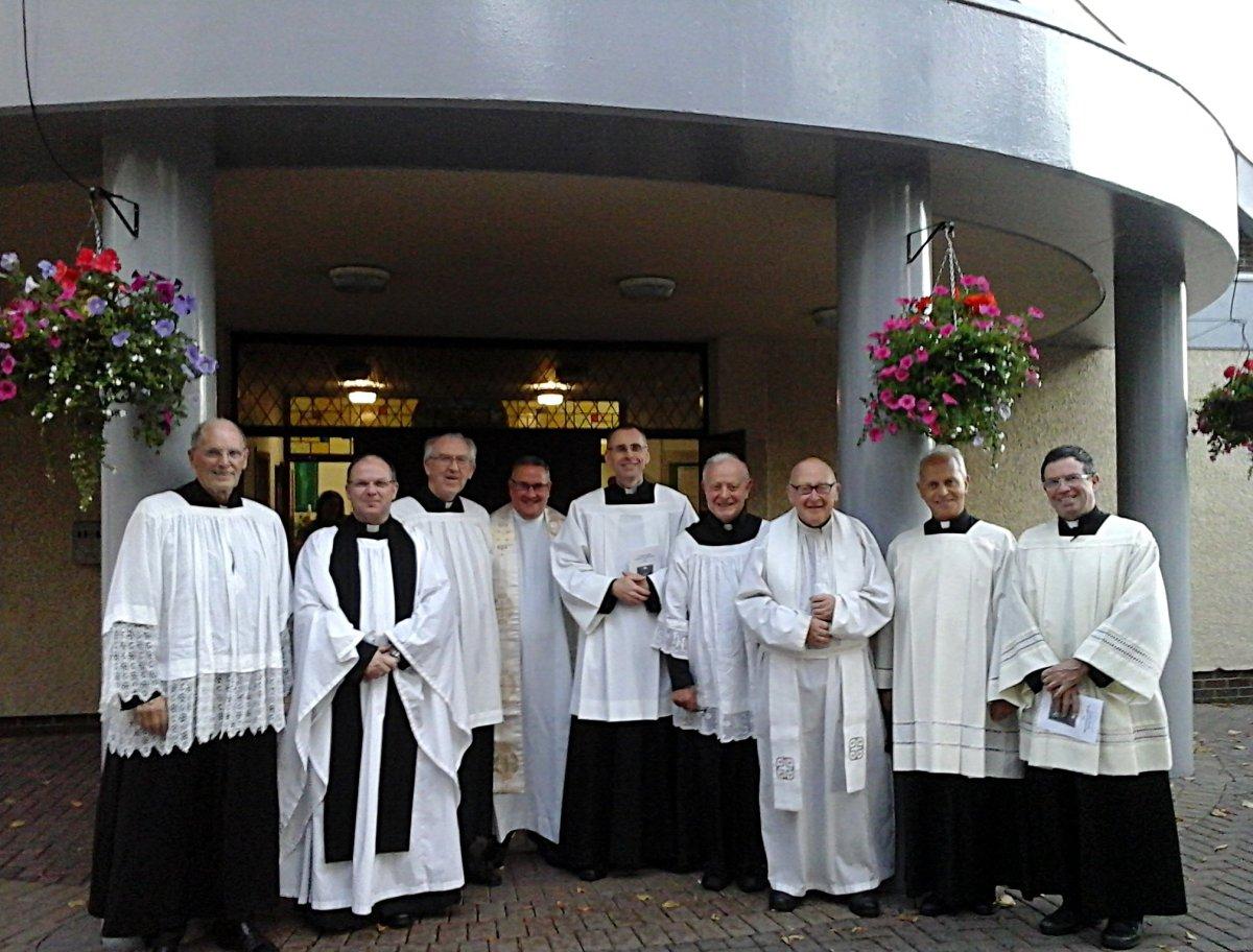 Church of Ireland's Rev Kevin Graham's birthday wishes to Papist church in WestBelfast