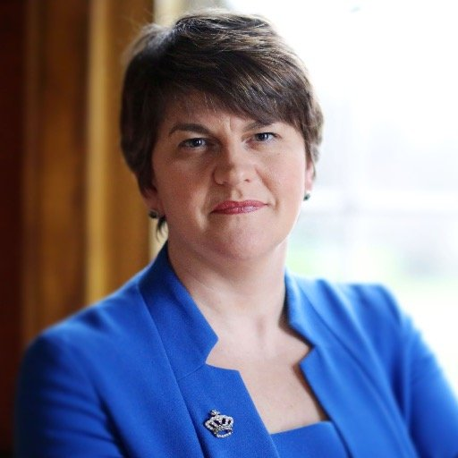 Arlene Foster attends ecumenical Remembrance service in Romanist chapel