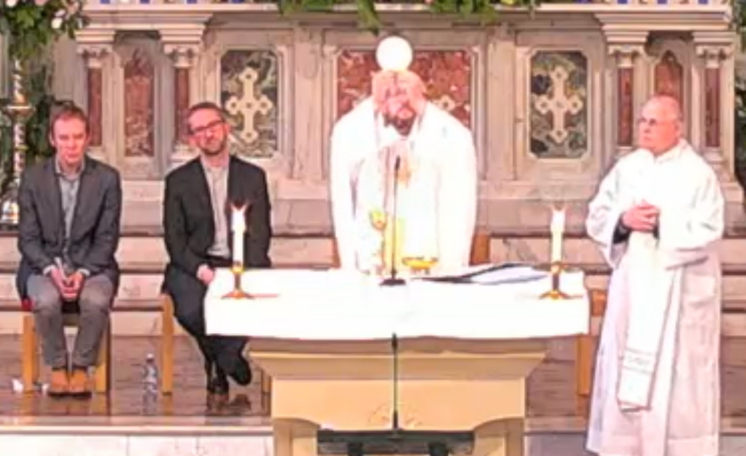 Mariolatry and blasphemy – Protestant ministers preach at Clonard Monastery Novena Mass