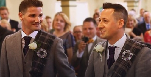 Sodomite 'marriage' celebrated on BBC's Songs ofPraise