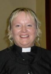 A sorry harvest – 'Rev' Lorraine Capper preaches in Romanistchapel