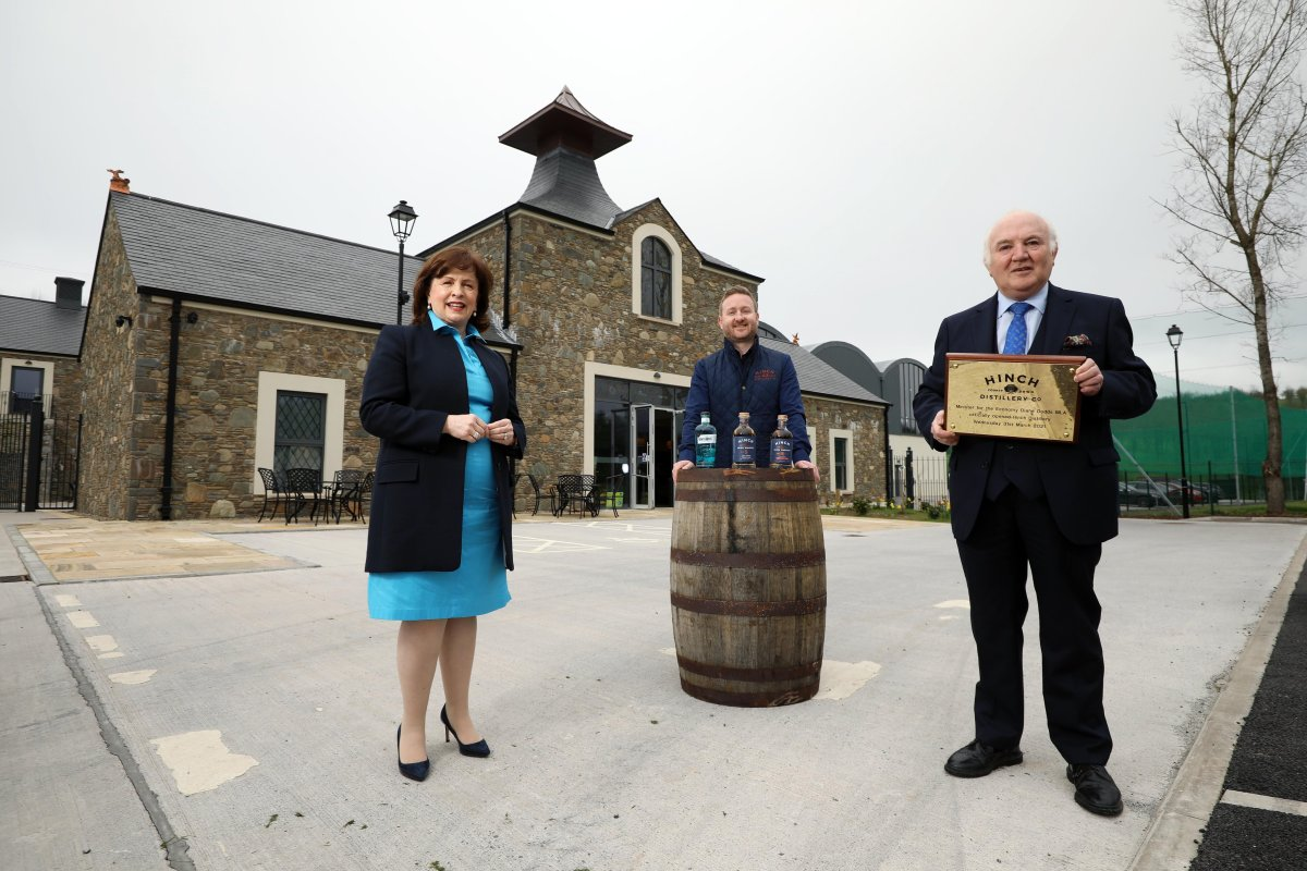 From condemning the devil's buttermilk to celebrating gin and whiskey distillery – the DUP and DianeDodds